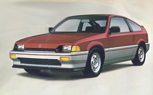 1984 Honda Civic CRX - Pictures - CarGurus