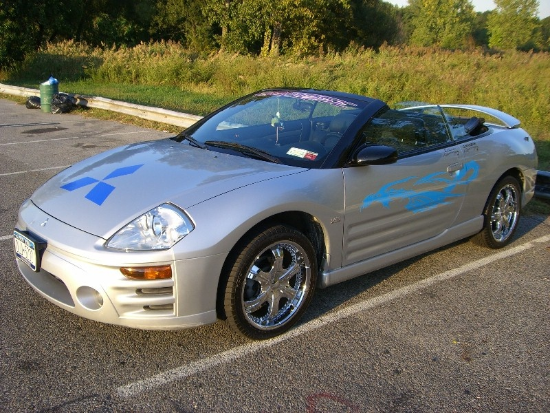 2001 mitsubishi eclipse spyder gt problems