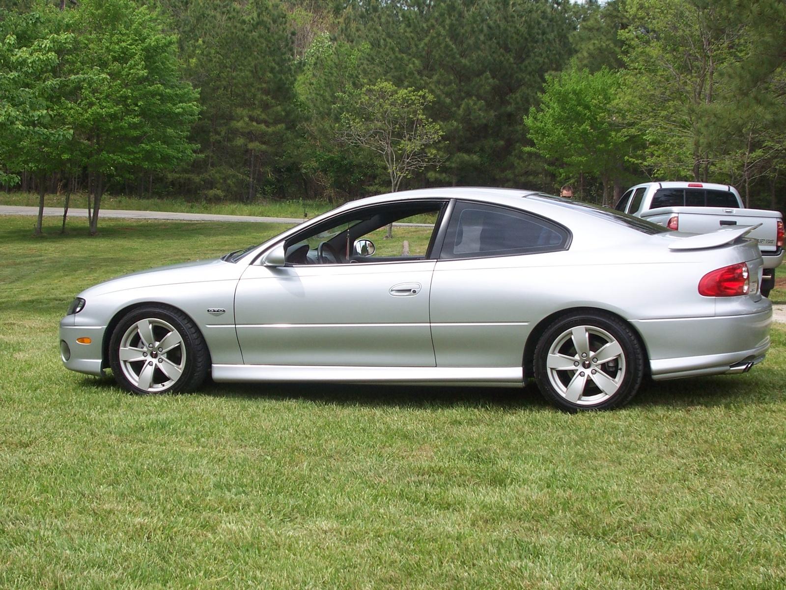 2004 Pontiac Gto Pictures Cargurus