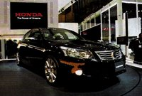 2007 Honda Inspire Overview