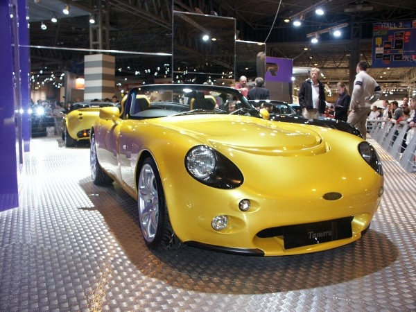 Picture of 2002 TVR Tamora