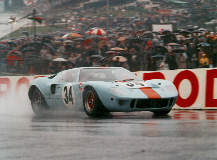 1967 Ford GT40 - Pictures - 1967 Ford GT40 picture - CarGurus