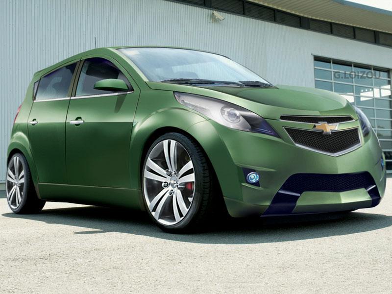 Chevrolet Aveo Related Imagesstart 400 Weili Automotive Network