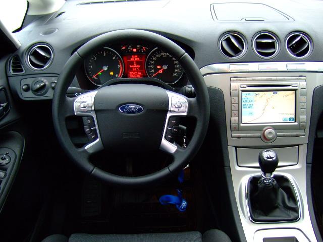 2006 Ford S-MAX picture, interior