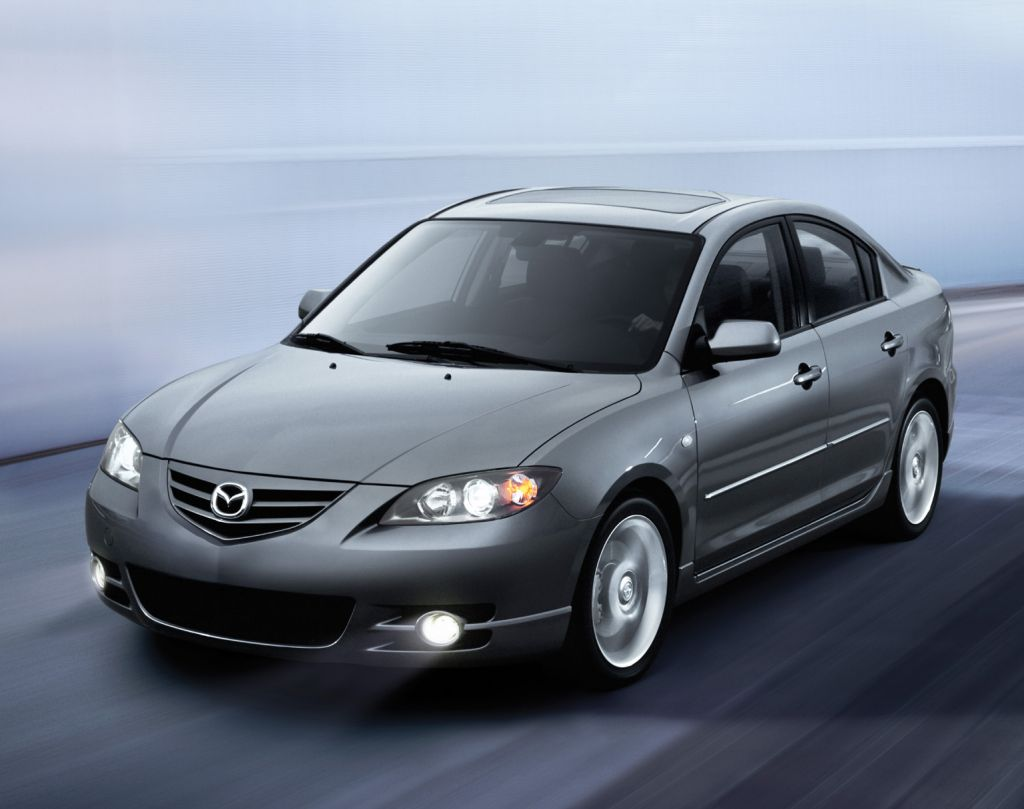 2006 mazda mazda3 overview cargurus. Black Bedroom Furniture Sets. Home Design Ideas
