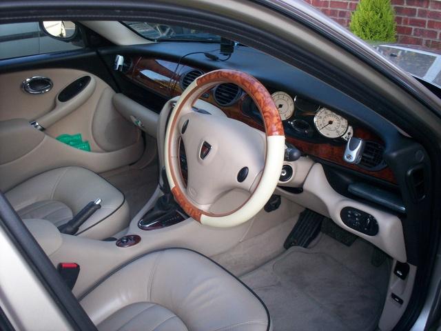 2003 Rover 75 - Interior Pictures - CarGurus