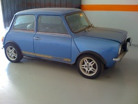 1974 Morris Mini Overview