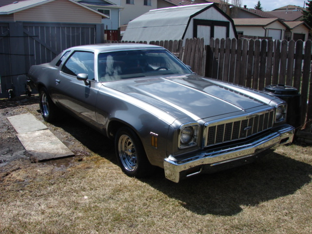 Picture of 1975 Chevrolet Malibu, exterior, gallery_worthy