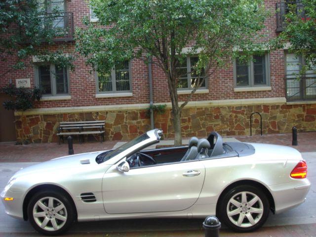 2003 Mercedes Benz Sl500. 2003 Mercedes-Benz SL-Class 2