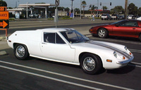 1973 Lotus Europa Overview