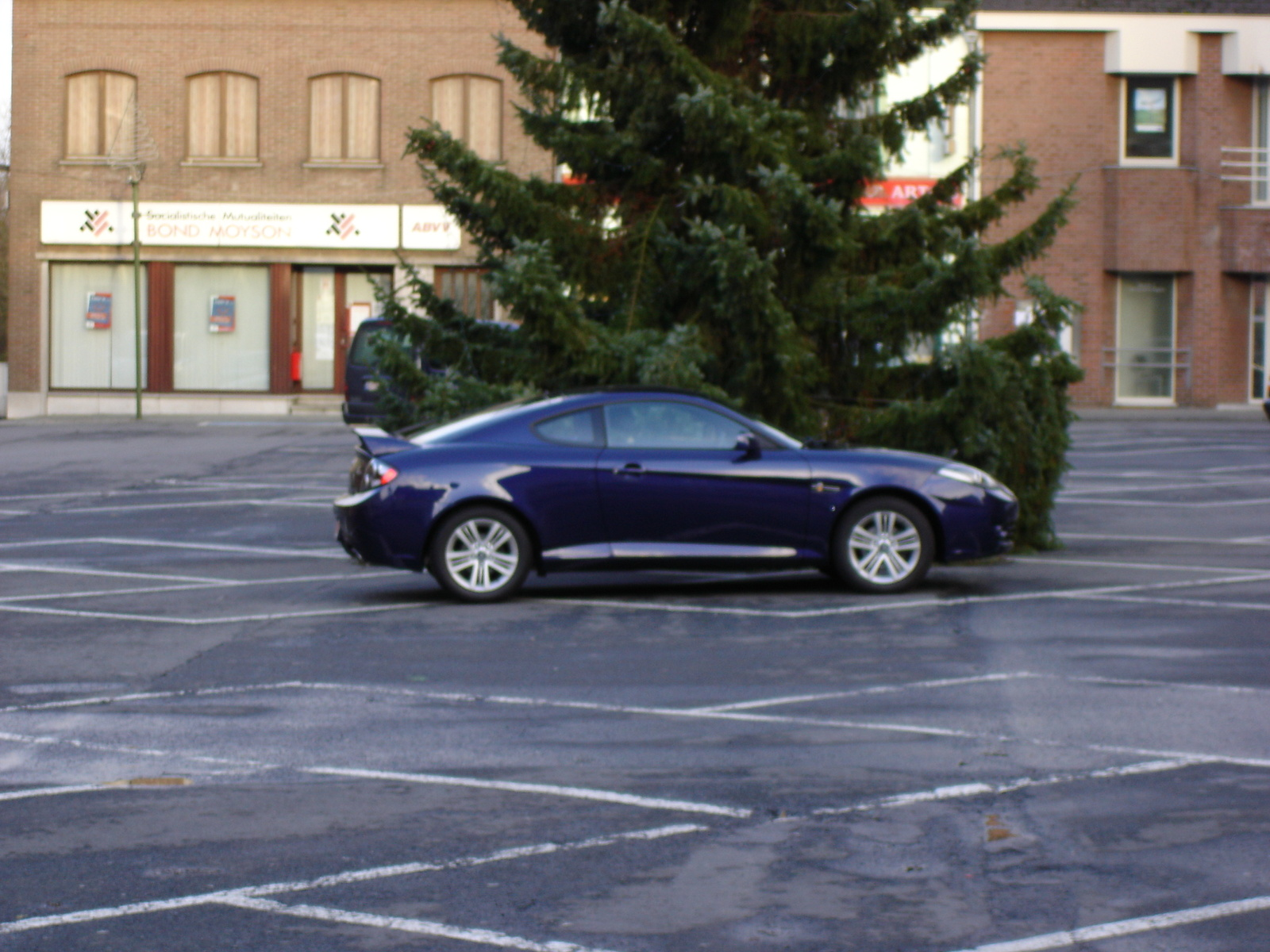 Picture of 2007 Hyundai Tiburon, exterior