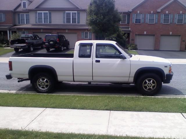 1996 Dodge Dakota 2 Dr STD 4WD Extended Cab SB picture