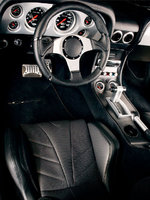 picture of 1969 ford mustang fastback interior - 1969 Ford Mustang Interior