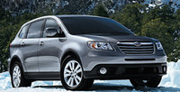 2009 Subaru Tribeca, Front Right Quarter View, exterior, manufacturer