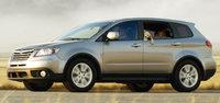 2009 Subaru Tribeca, Front Left Quarter View, exterior, manufacturer