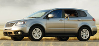 2009 Subaru Tribeca Picture Gallery