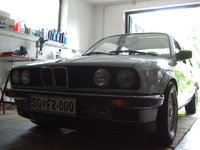 1982 BMW 3 Series 320i Coupe RWD, Tkole je zgledu, exterior, gallery_worthy