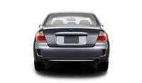 2009 Subaru Legacy, Back View, exterior, manufacturer