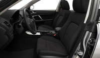 2009 Subaru Legacy, Interior Driver's Side View, interior, manufacturer