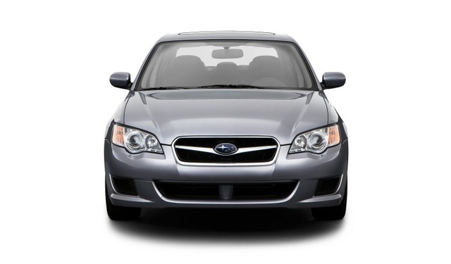 2009 Subaru Legacy, Front View, exterior, manufacturer, gallery_worthy