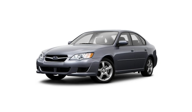 2009 Subaru Legacy, Front Left Quarter View, exterior, manufacturer