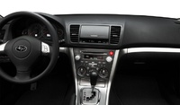 2009 Subaru Legacy, Interior Dash View, manufacturer, interior