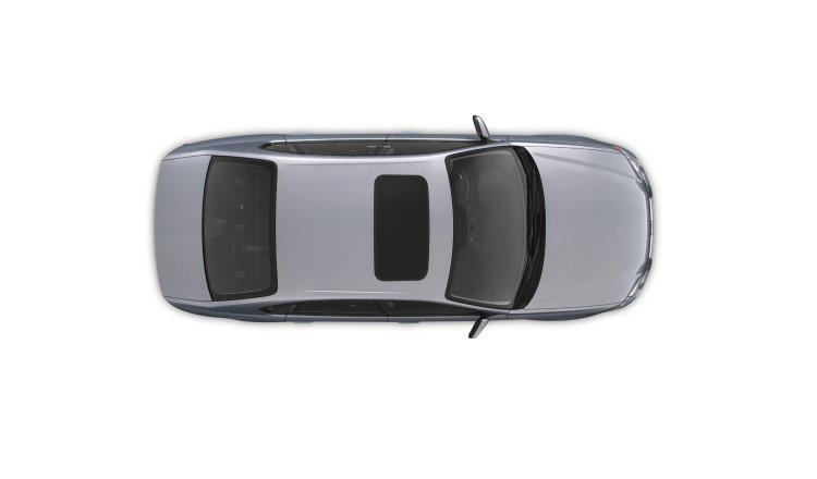 2009 Subaru Legacy, Overhead View, exterior, manufacturer