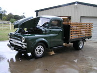 1952 Dodge Power Wagon Overview