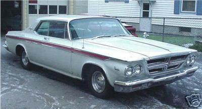 1964 Chrysler 300 picture, exterior