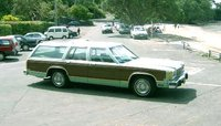 1984 Ford Country Squire Overview