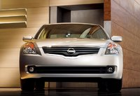 2009 Nissan Altima, Front View, exterior, manufacturer