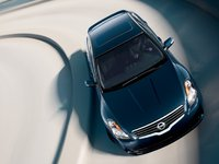 2009 Nissan Altima, Overhead View, exterior, manufacturer