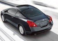2009 Nissan Altima Coupe, Back Left Quarter View, exterior, manufacturer