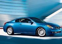 2009 Nissan Altima Coupe, Front Right Quarter View, exterior, manufacturer