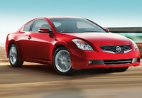 2009 Nissan Altima Coupe Picture Gallery