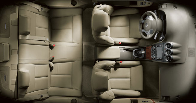 2009 Nissan Altima Coupe, Interior Overhead View, manufacturer, interior