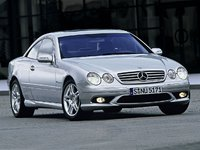2004 Mercedes-Benz CL-Class Picture Gallery