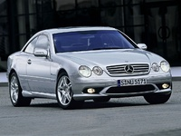 2004 Mercedes-Benz CL-Class 2 Dr CL55 AMG Coupe, Picture of 2004 Mercedes-Benz CL55 AMG 2 Dr Supercharged Coupe, exterior