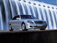 Picture of 2003 Mercedes-Benz S-Class 4 Dr S500 Sedan, exterior
