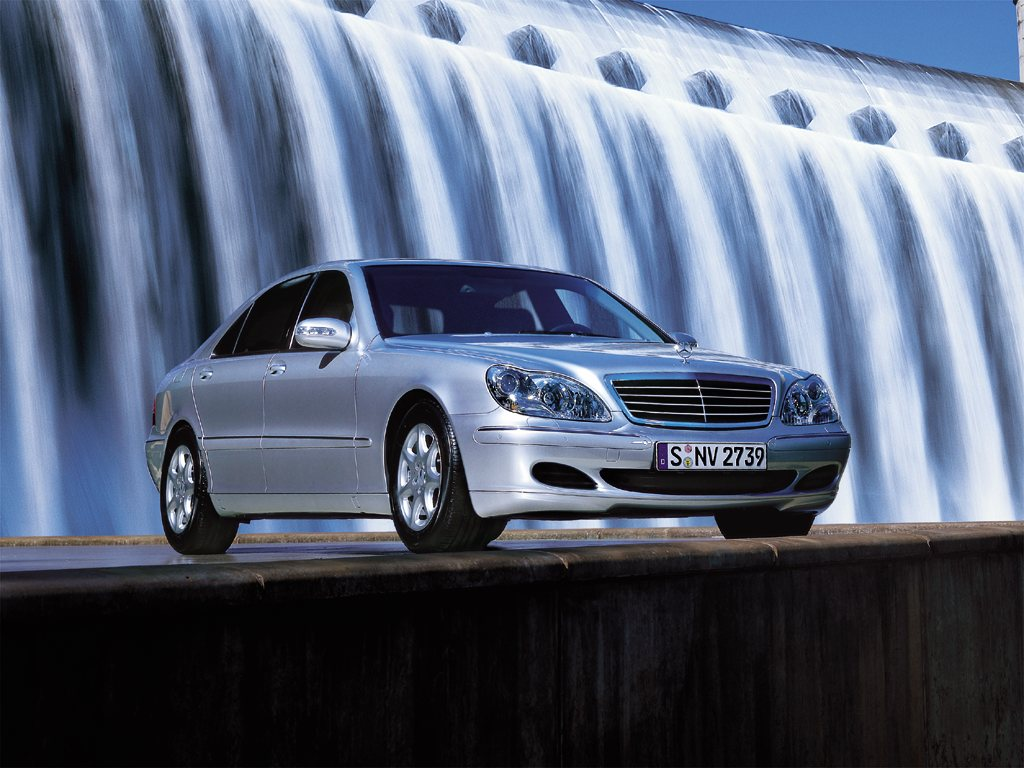 Picture of 2003 Mercedes-Benz S-Class 4 Dr S500 Sedan, exterior