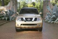 2009 Nissan Pathfinder, Front View, exterior, manufacturer