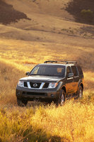 2009 Nissan Pathfinder, Front Left Quarter View, exterior, manufacturer, gallery_worthy