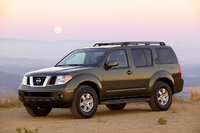 2009 Nissan Pathfinder Overview