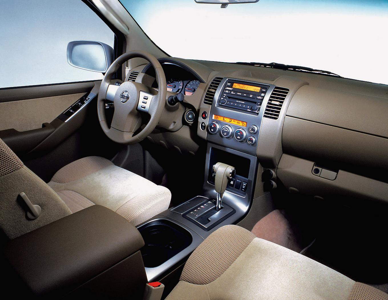 2009 Nissan Pathfinder Interior Pictures Cargurus