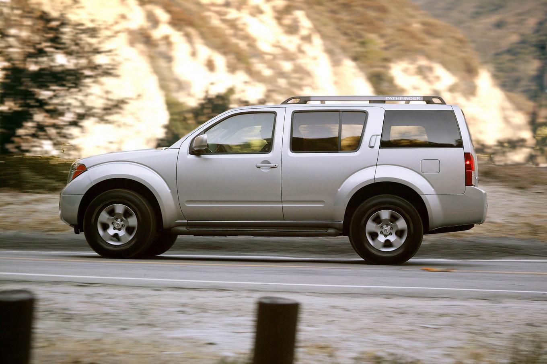 2009 Nissan Pathfinder Review Cargurus