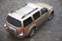 2009 Nissan Pathfinder, Overhead View, exterior, manufacturer