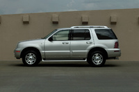 2009 Mercury Mountaineer, Left Seat View, manufacturer, exterior