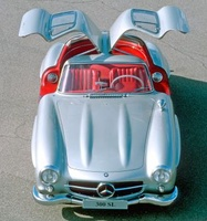 1958 Mercedes-Benz 300SL Overview