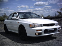 Picture of 1998 Subaru Impreza 4 Dr L AWD Sedan, exterior