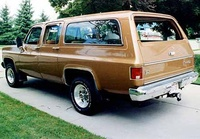 1990 GMC Suburban Overview